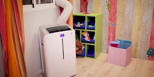 ¿Vale la pena comprar un aire acondicionado portátil?
