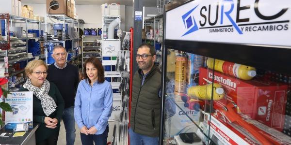 Suministros Surec, más de 40 años al servicio de sus clientes