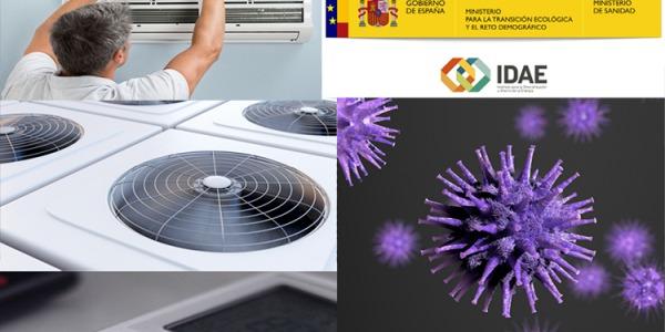 Recomendaciones de mantenimiento en aire acondicionado ❄️ para impedir la propagación del coronavirus